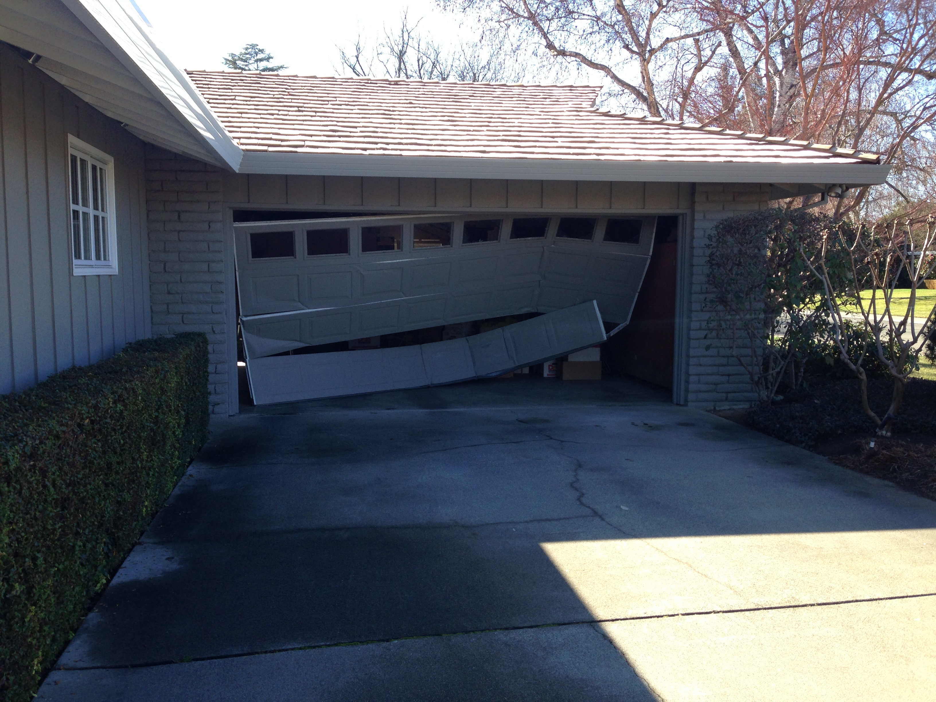 garage door services sacramento repair installation